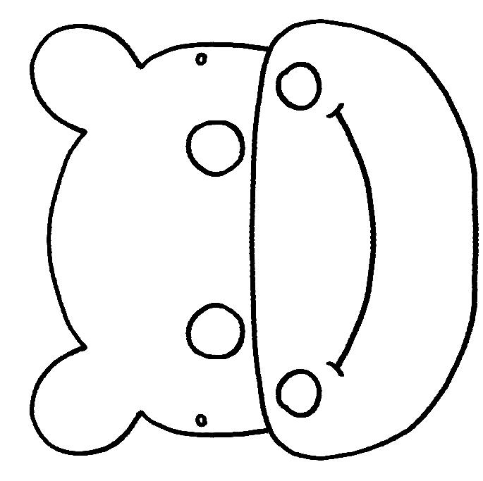 Fasching Basteln Vorlagen großzügig bärenmaske vorlage galerie beispielzusammenfassung ideen